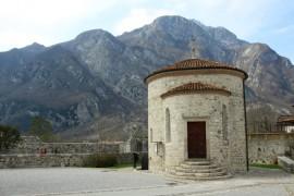 Venzone Italien