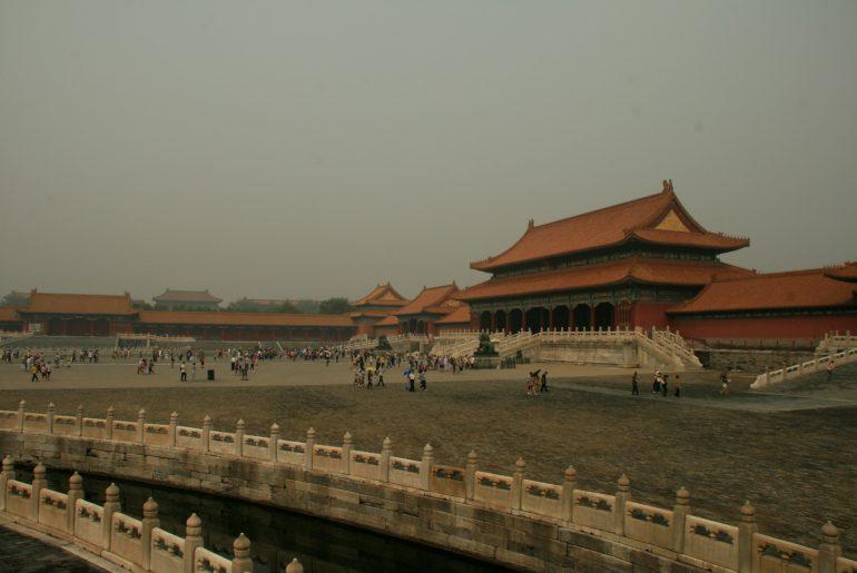 Verbotene Stadt China