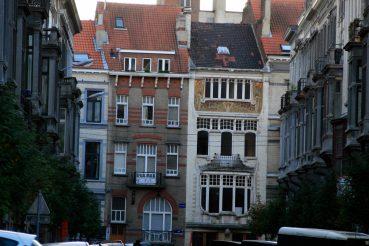 Jugendstil Brüssel