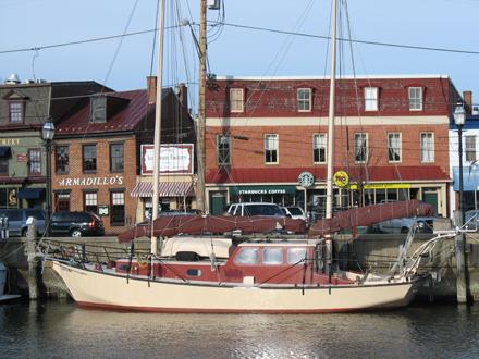 Annapolis, Foto Anita Arneitz