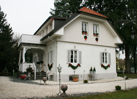 Villa Lotta, Klagenfurt, Foto Anita Arneitz