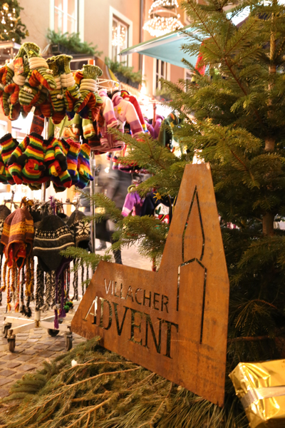 Weihnachten in Villach, www.anitaaufreisen.at
