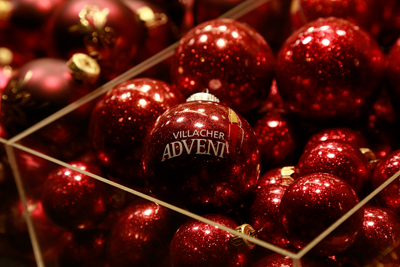 Weihnachten in Villach, Foto Anita Arneitz, www.anitaaufreisen.at