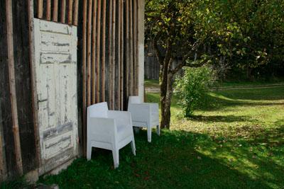 Kunstraum Garten, Galerie Katharina, Rosental, Kärnten, Foto Anita Arneitz