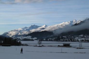 Langlauf in Kärnten, Foto Anita Arneitz