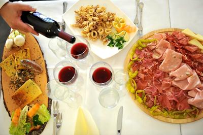 Kulinarik am Nassfeld, Foto Andrea Knura