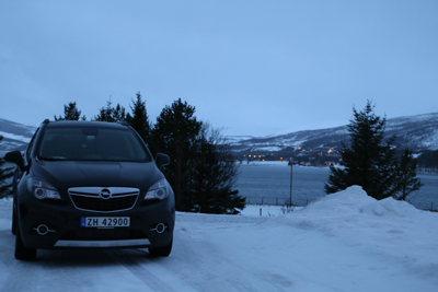 Hakoya, Tromsø, www.anitaaufreisen.at