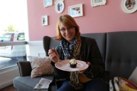 Cupcakes in Klagenfurt, Foto Anita Arneitz