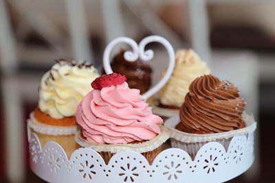 Cupcake Queen von Kärnten - Misaela Lisjak
