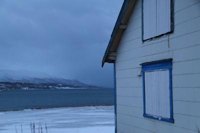 Kvaloya, Tromsø, www.anitaaufreisen.at