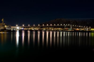 Tromsö Hafen, Tromsø, www.anitaaufreisen.at