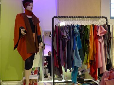 Mode mit Botschaft aus Graz