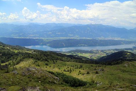 Hüttenwanderung Kärnten