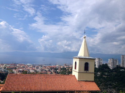 Trsat, Rijeka, Foto Natalie Resch