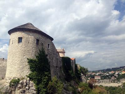 Burg Trsat, Rijeka, Foto Natalie Resch