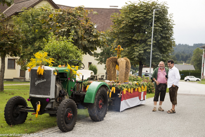 Erntedank in Kärnten, Foto Anita Arneitz