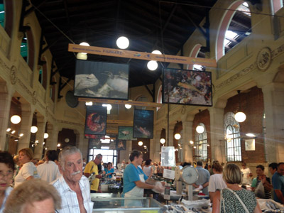 Fischmarkt, Rijeka, Foto Natalie Resch