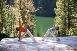 Yoga im Hotel Hochschober, Kärnten