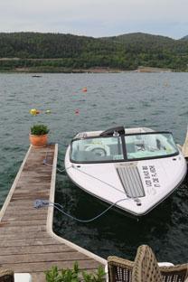 Wörthersee: Mit dem Boot in die Bar
