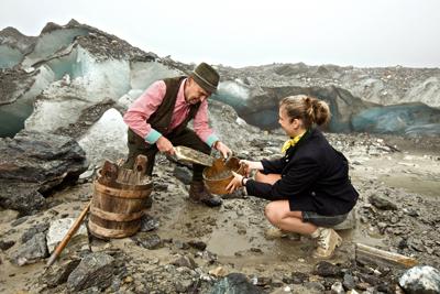 Gletscherschliff- Wanderhotel DER Glocknerhof