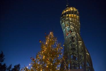 Adventmarkt Pyramidenkogel, Weihnachten am Wörthersee, Foto Matthias Eichinger