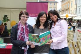Anita Arneitz, Sabine Grünberger, Astrid Fallosch, Sonnenmond Kinderhospiz