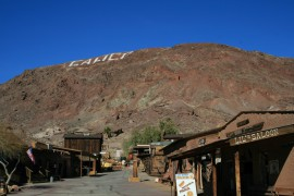 Calico Ghost Town USA