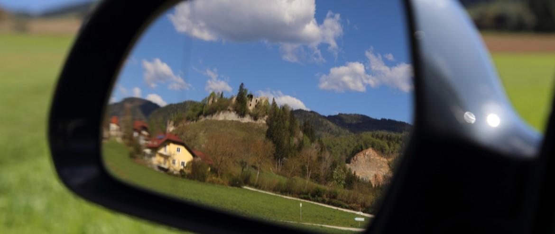 Blick auf Waisenberg