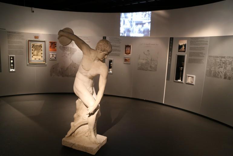 Lillehammer, Hakon Halle, Olympia Museum, www.anitaaufreisen.at