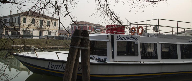 Schifffahrt mit Burchiello, Riviera del Brenta, (c) www.anitaaufreisen.at