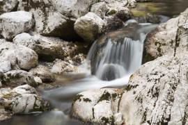 Savica Wasserfall, Triglav Nationalpark, Foto Anita Arneitz