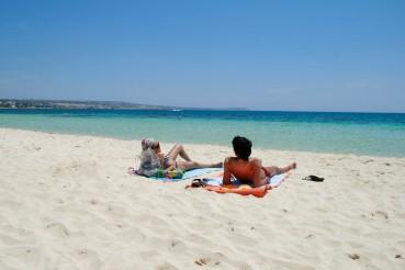 Landa Beach Zypern