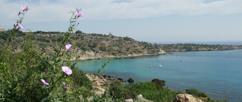 Wanderung von Agioi Anargyroi nach Konnos Beach Zypern