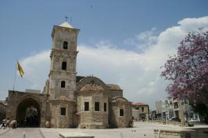 Zypern Lazarus Kirche in Larnaka