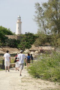 Bodenmosaike von Pafos Zypern