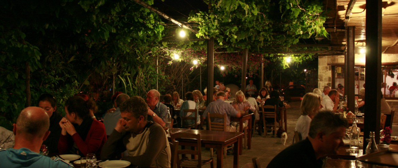 Zypern Taverne Hadjiomorfos