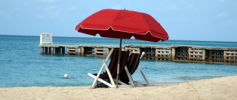 Strand Jamaika, Foto Anita Arneitz