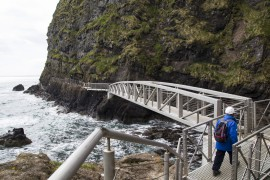 The Gobbins in Nordirland