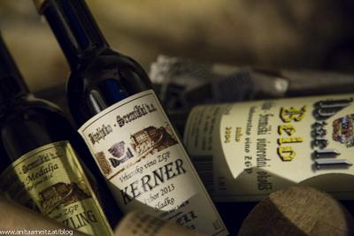 Wein Slowenien slowenische Küche