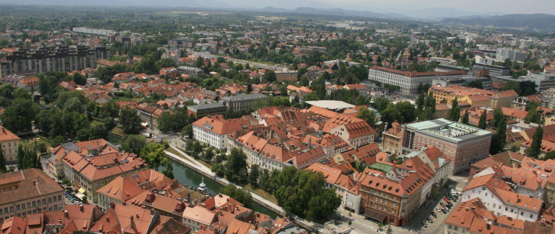 Ljubljana Slowenien slowenische Küche