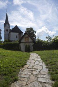 Maria_Woerth Transromanica in Kärnten