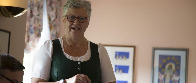 Sissy Sonnleitner Schlemmerfrühstück Slow-Food-Travel Mauthen