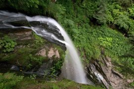 Abenteuer Wasser Weg Liebenfels Sörger Wasserfall Matthias Eichinger