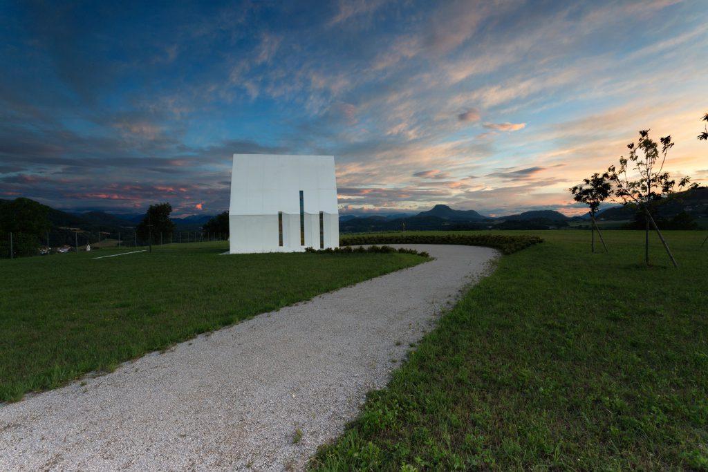 Zollfeld Kapelle Maria Magdalena Foto Matthias Eichinger