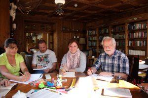 Anita Arneitz Schreibworkshop Schreiben