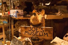 Barrow Joe´s Museum Alaska