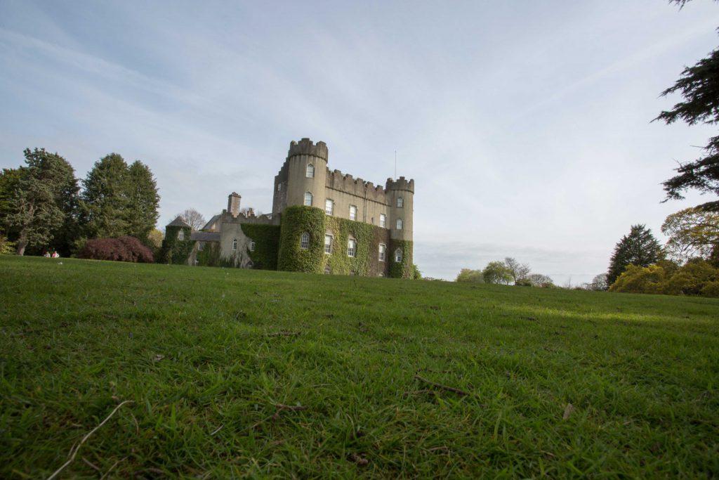 Malahide Castle Dublin, Irland, Foto Anita Arneitz, www.anitaaufreisen.at