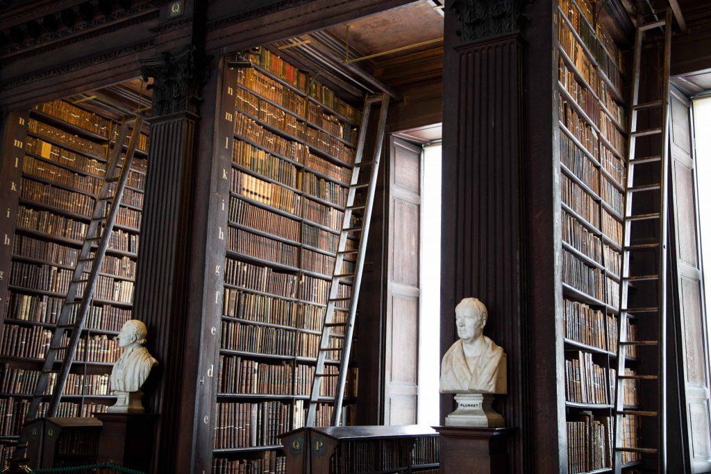 Trinity College Library_Dublin, schönste Bibliotheken der Welt, www.anitaaufreisen.at