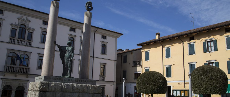 Forum Julius Cäsar, Cividale del Friuli, www.anitaaufreisen.at