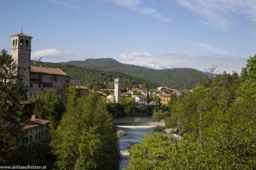 Cividale del Friuli Sehenswürdigkeiten, www.anitaaufreisen.at
